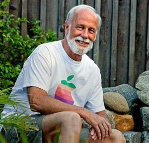 Gene Sasse Photo of Woody Hansen